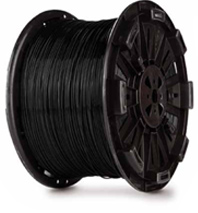 Our agricultural line is very easy to install and to carry on. A 10kg spool can fit 1350 meters for our 2.6mm in Polyester.
